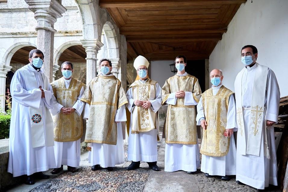 Diocese de Lamego tem dois novos diáconos