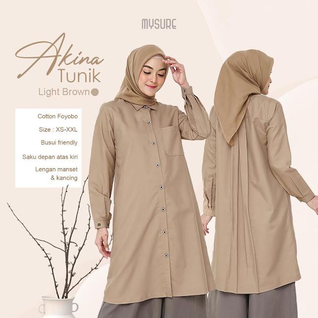 akina light brown