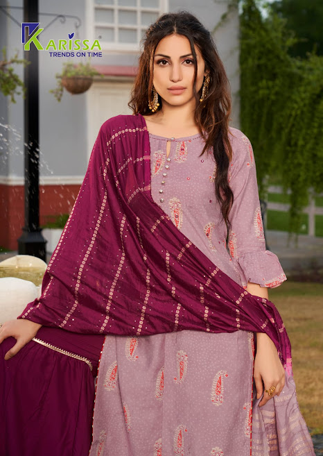 Buy Karissa Velvet Stitched Salwar Suits Catalog Online Whol