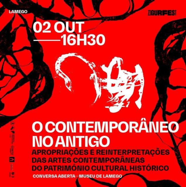 ZIGURFEST | Conversa Aberta | 02 de outubro | 16:30 | Museu de Lamego