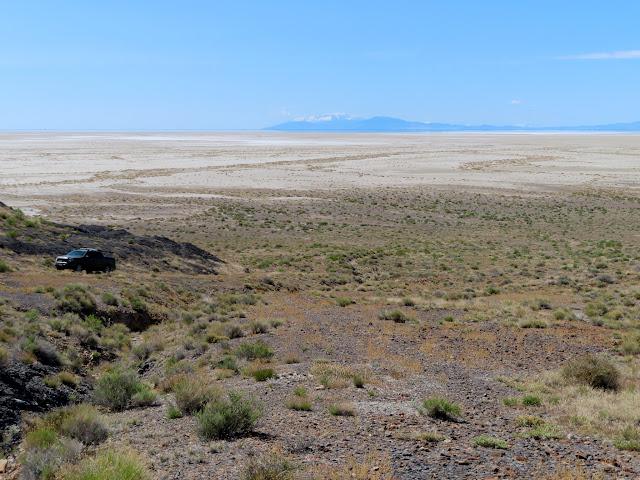 Ibapah Peak 75 miles distant