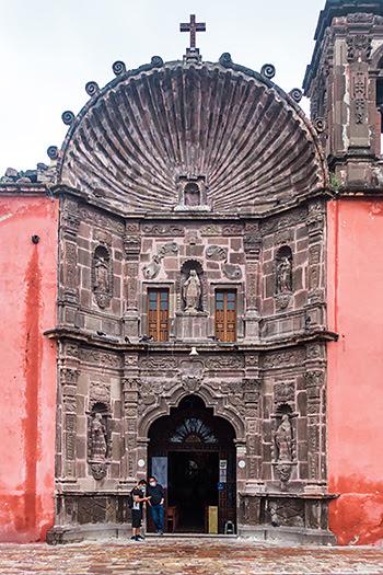 Mirador, San Miguel de Allende