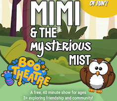 Outdoor theatre fun for free next week
