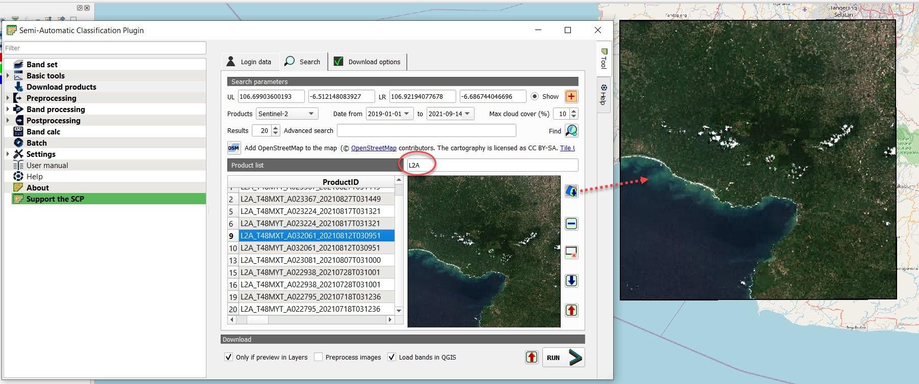 Sering Putus Ketika Download Citra Sentinel atau Landsat?? Coba Alternatif Ini !