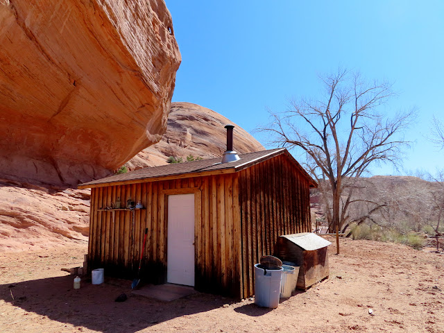 Line shack