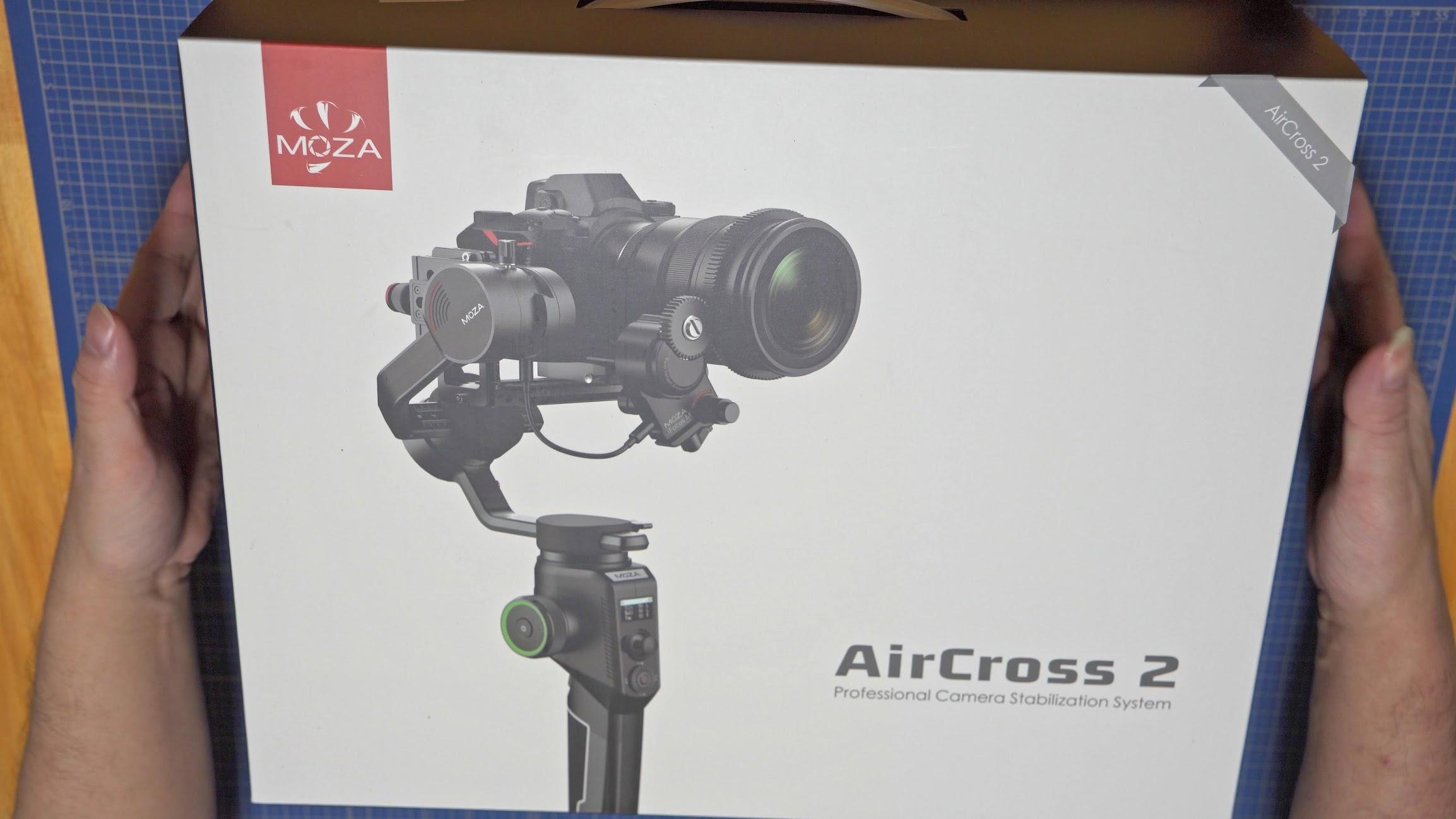今さながらながらMOZA Aircross2を買った