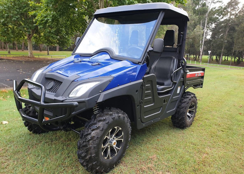 800cc Applestone UTV Odes 800 Utility Vehicle Farm Ute