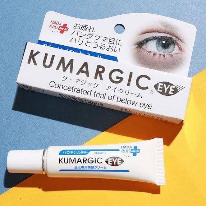 Thông tin kem trị thâm quầng mắt Kumargic Eye