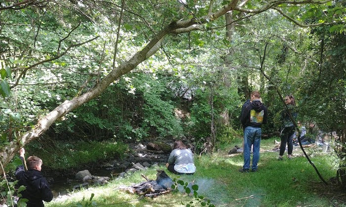 Getting back to nature with creative workshops