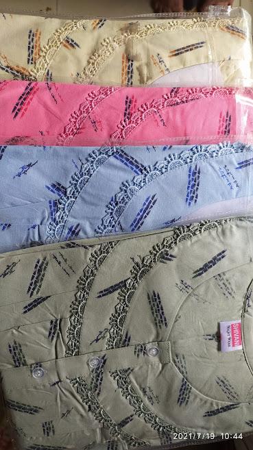 Ready At Store Liza 3415 Shivani Designer Nighty Manufacturer Wholesaler