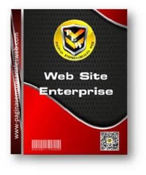 Diseño de Pagina Web Enterprise