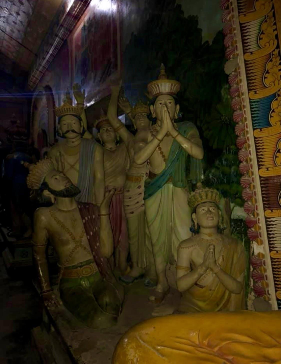 Wewurukannala Viharaya
