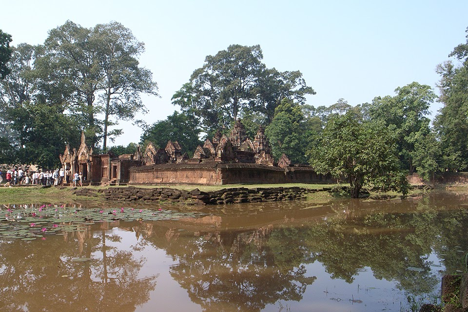 2007092301 - Banteay Srei