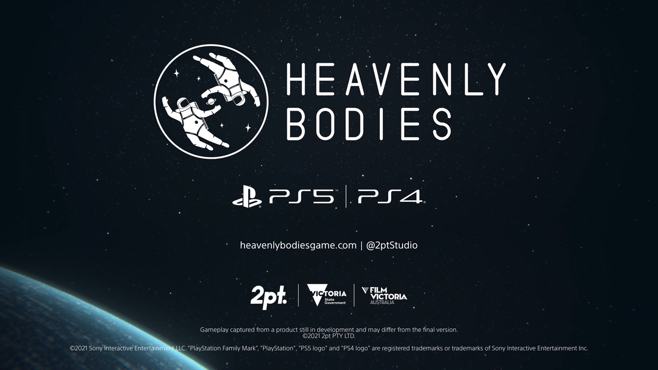 You better hold on Heavenly Bodies Is Coming Soon