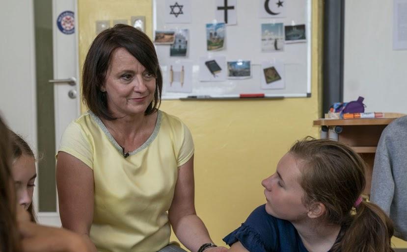 Učiteľka roka 2020 Iveta Barková