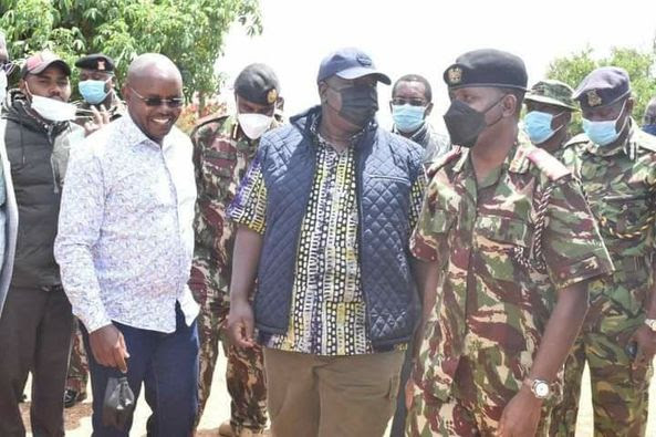 Leaders Call for Millitary Intervention in Laikipia Skirmishes