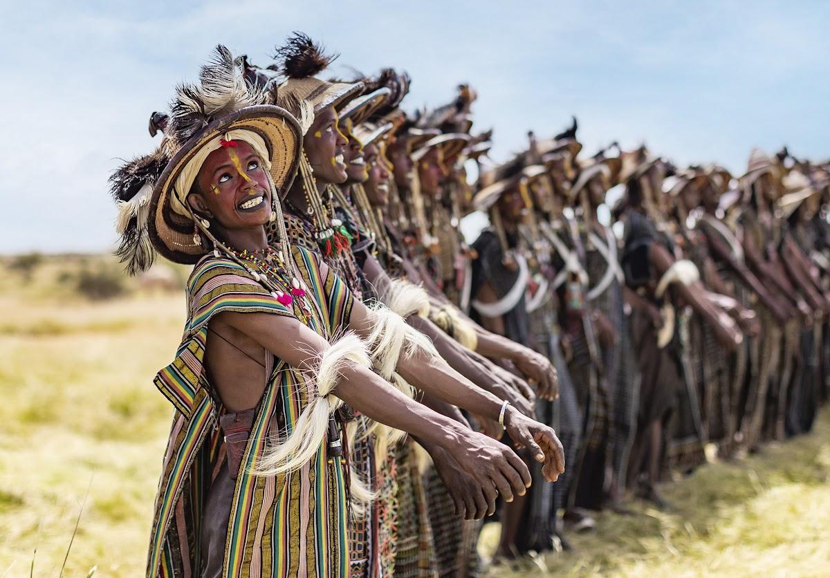 В Нигер на фестиваль Геревол
