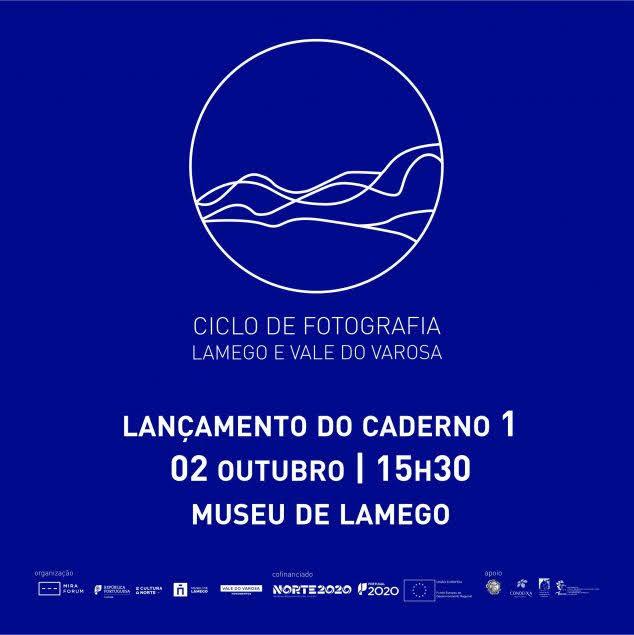 Apresentação da publicação 1 da 1.ª edição do Ciclo de Fotografia de Lamego e Vale do Varosa