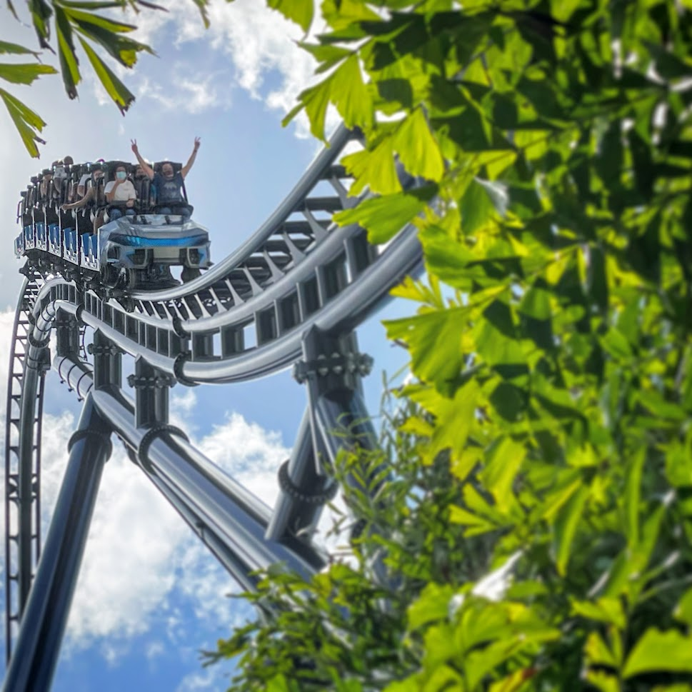 VelociCoaster/Universal's Islands of Adventure - Photo by Christian Tomas