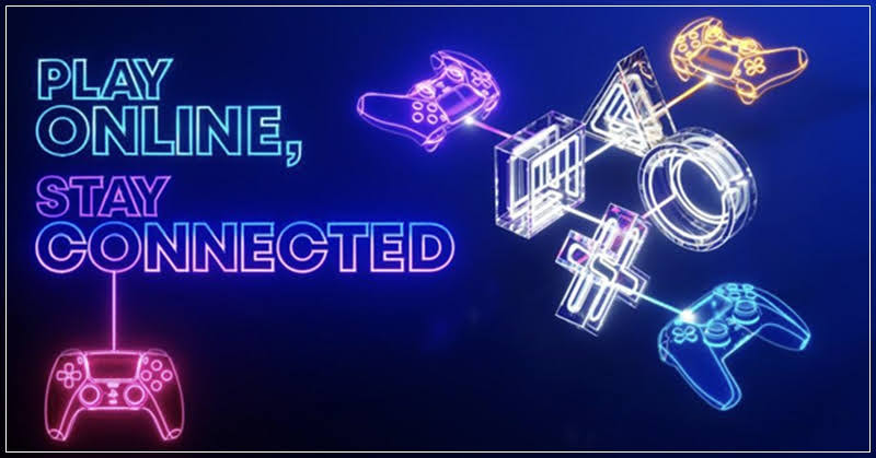 PlayStation เปิดแคมเปญ 'Play Online, Stay Connected'