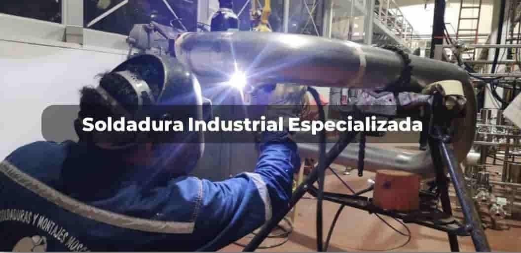 Indusolmos Soldadura Industrial Especializada Ecuador