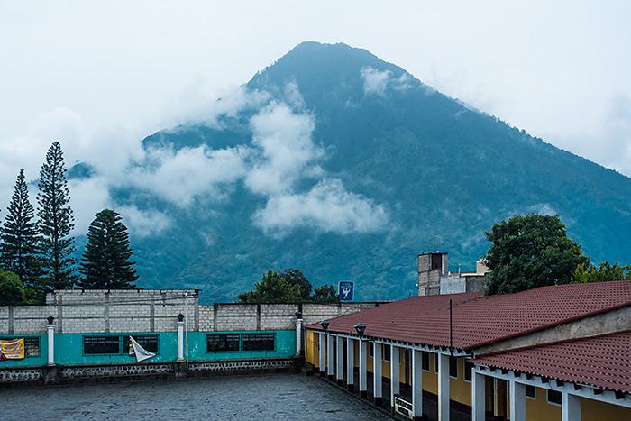 Santiago, lacul Atitlan