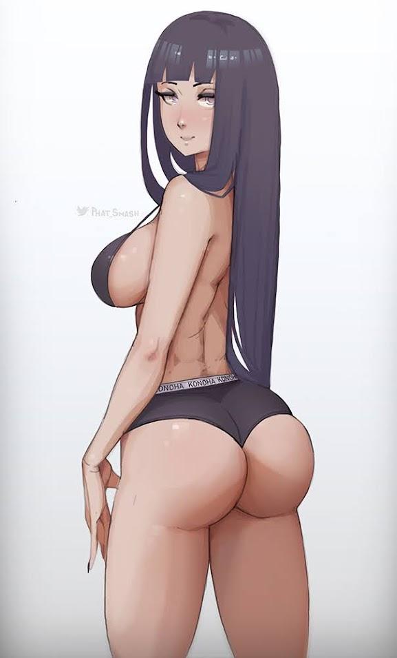 hinata big ass