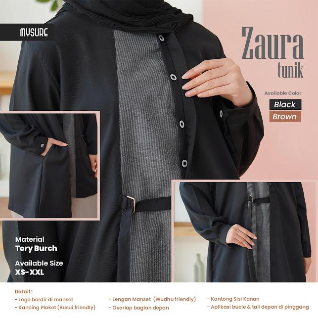 zaura black