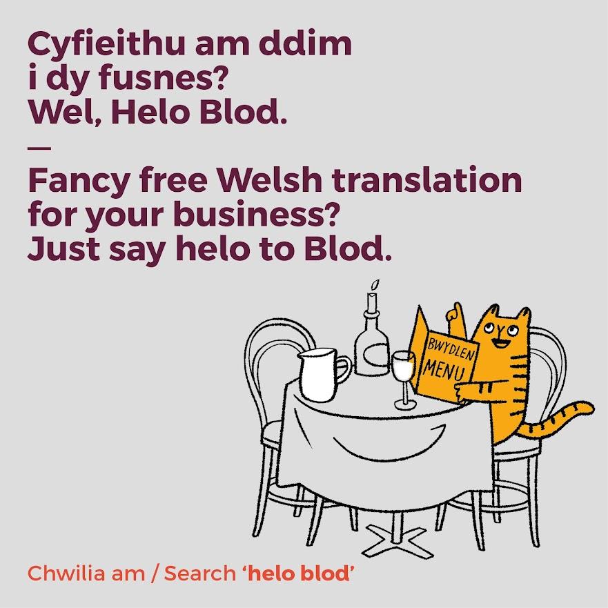Translation help for businesses