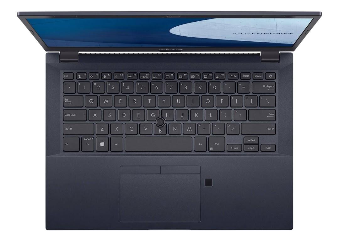 Asus ExpertBook P2451F top