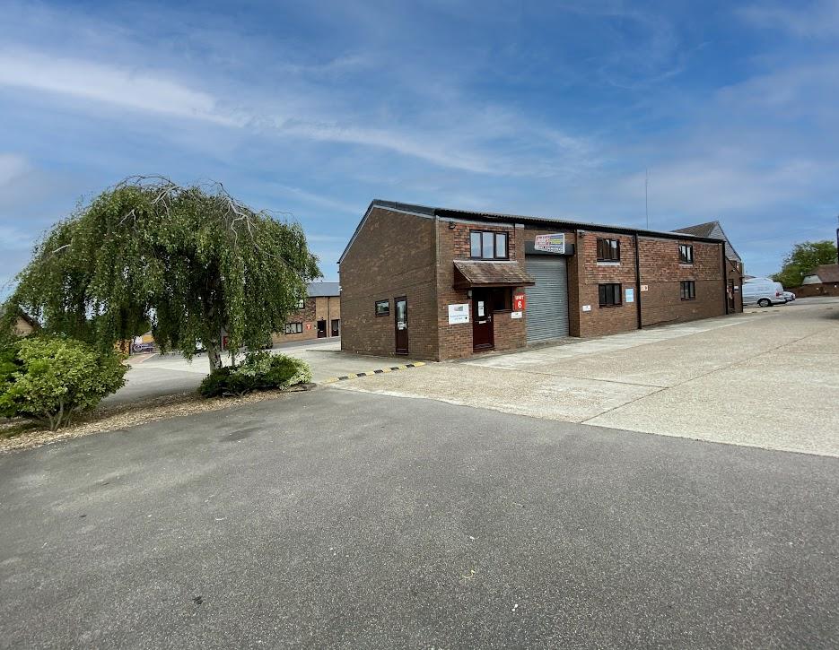 Pickhill Business Centre Tenterden