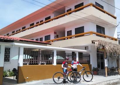Hotel Chacon Manglaralto Santa Elena Ecuador Ec cerca de Montañita