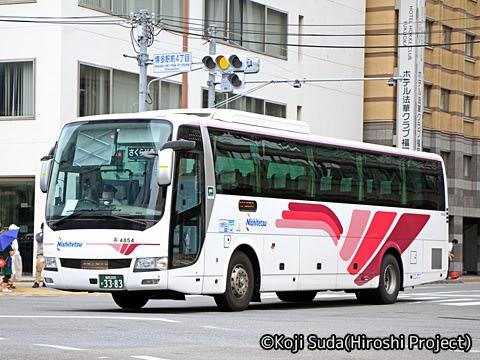 西鉄「桜島号」 4854