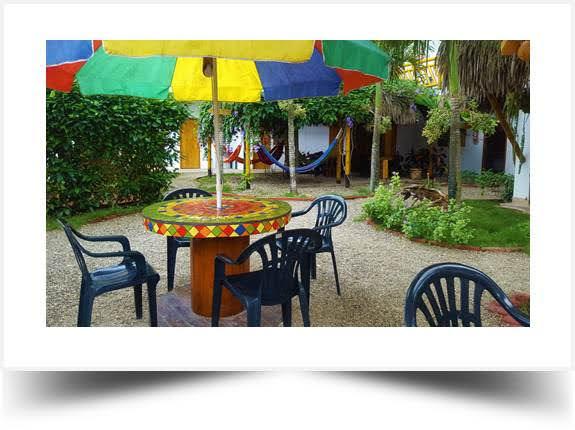Garden Hostel La Mariposa