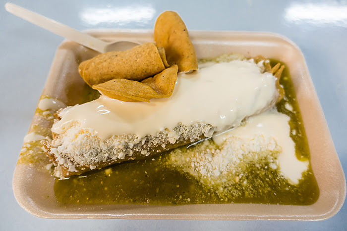 mâncare Mexic, Guadalajara