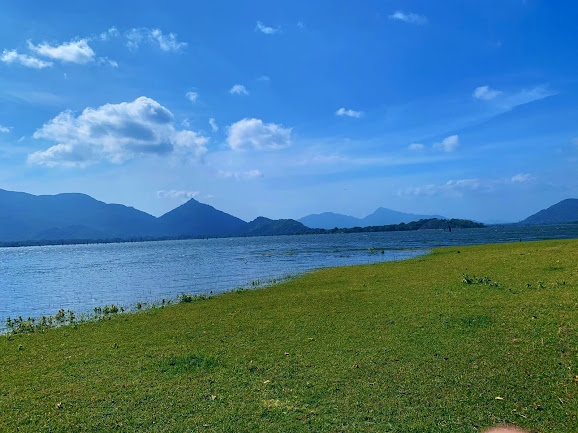 Kandalama Lake
