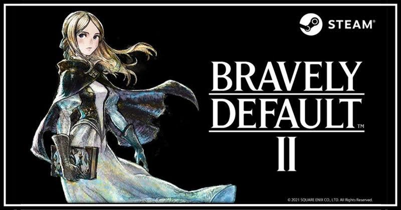 Bravely Default II เปิด Pre Order บน PC Steam 3 กันยายนนี้