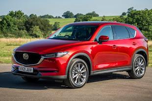 Expect big changes to CX-5