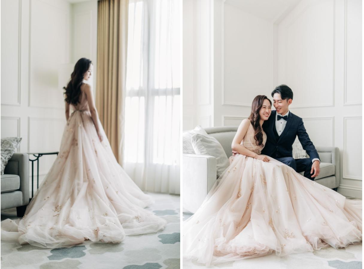 萊特薇庭婚禮的介紹和婚禮攝影注意事項