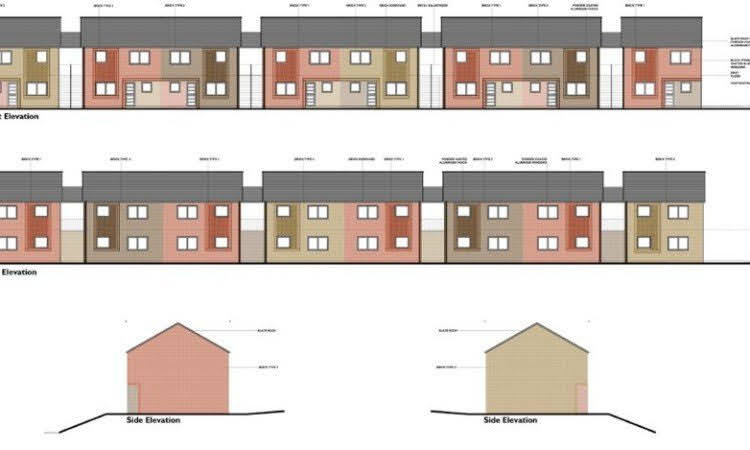 Plans for 32 new council flats revealed