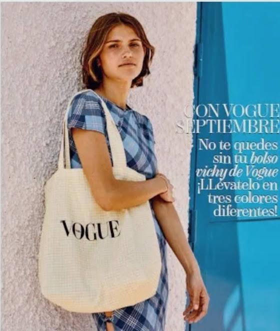 regalo revista Vogue septiembre 2021