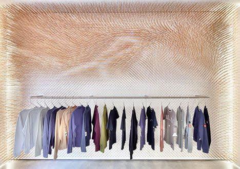 giá treo quần áo shop thời trang