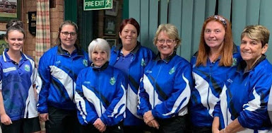 Welsh title for Berriew ladies