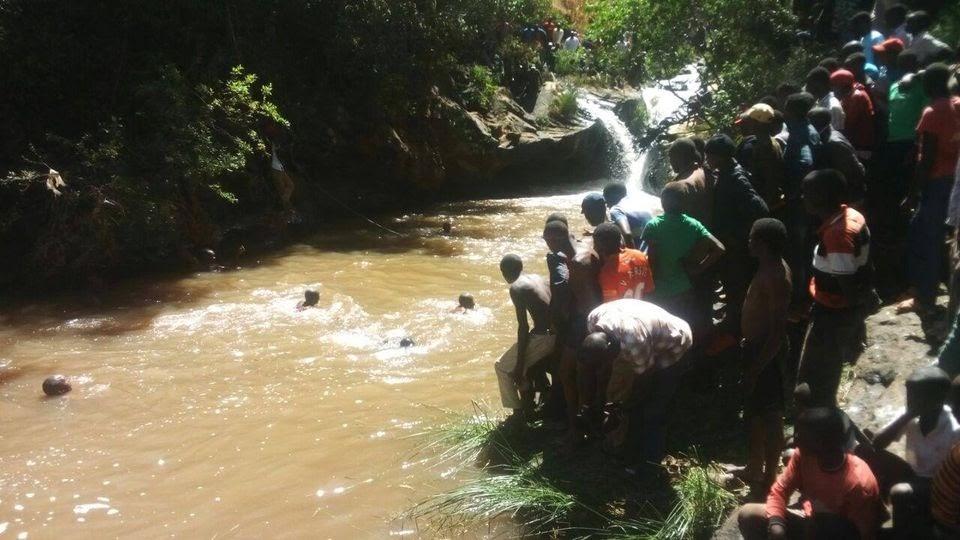 MOGOTIO: Train Local Divers, Community Told