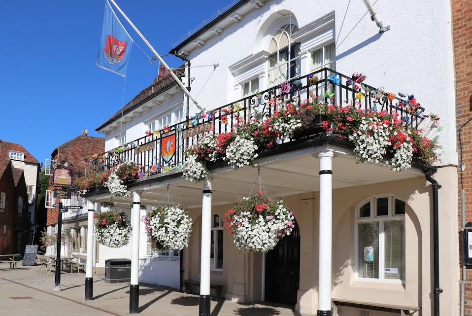 24 High Street, Tenterden - Tenterden Town Hall