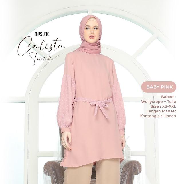 calista baby pink