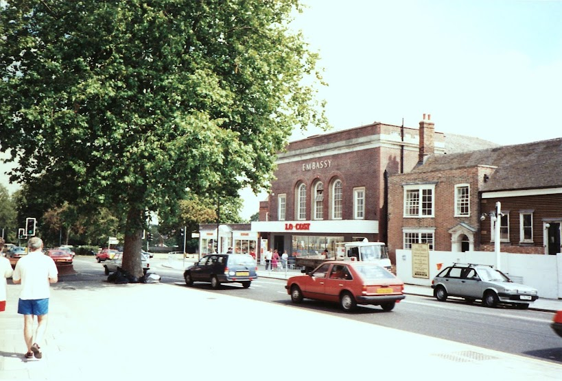 1-3 High Street, Tenterden Archive, Embassy Cinema