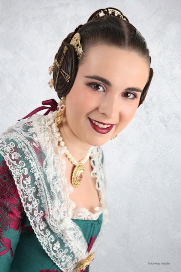 Sofía Molero Blanch, falla Doctor Sanchis Bergón-Túria - nº127