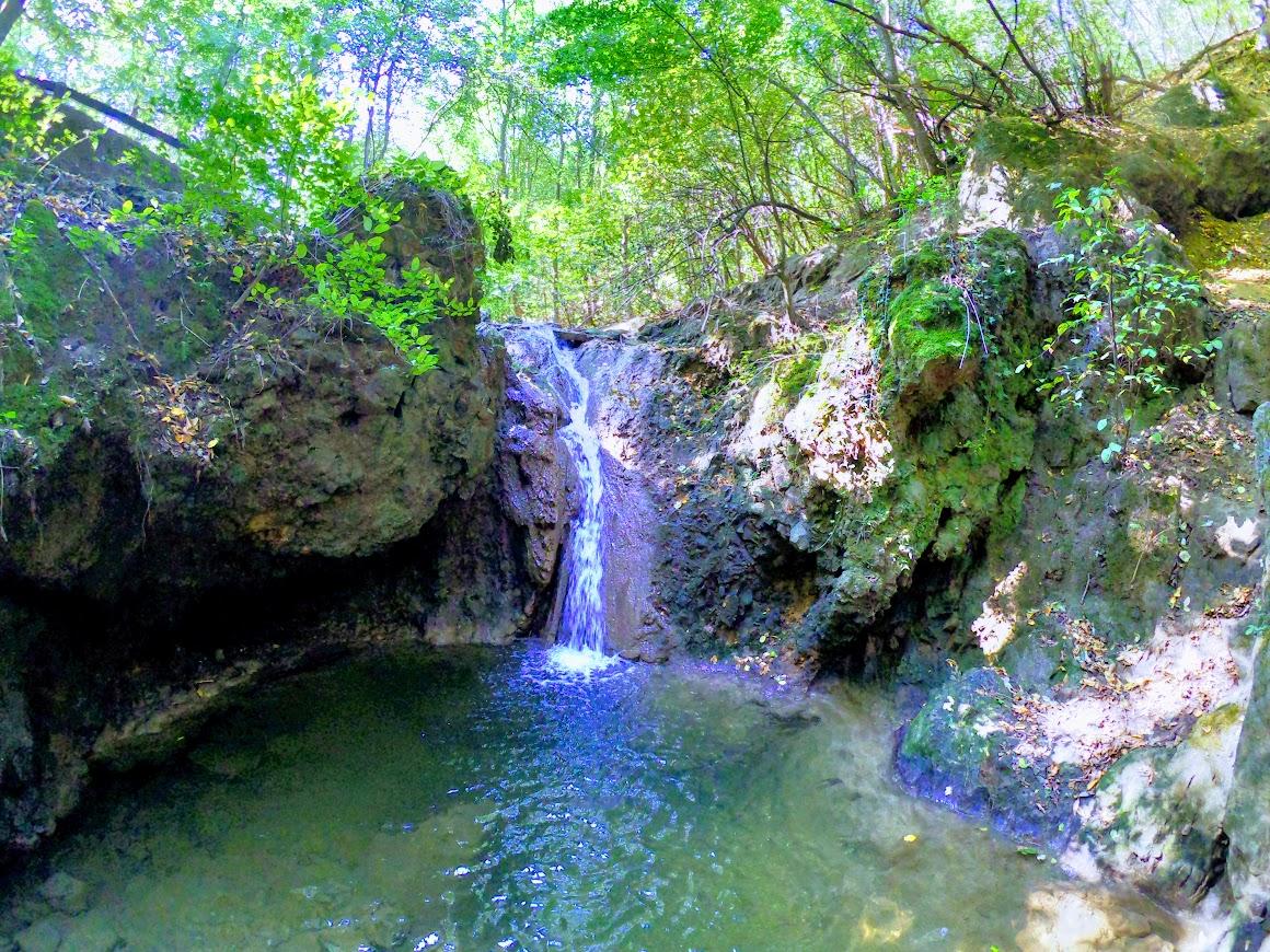 Alsó-Jegenye-völgy Jegenye-völgyi-vízesés Paprikás-patak
