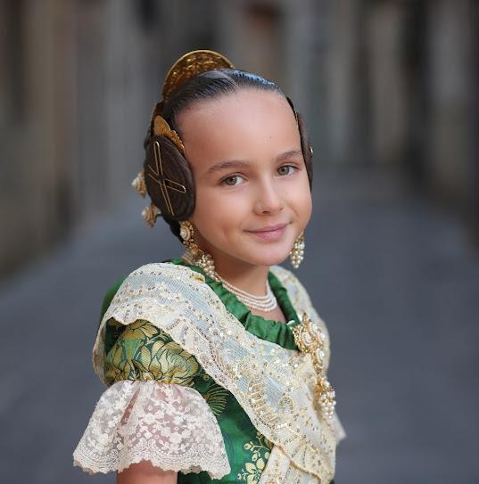 Eva Piquer Corbatón, falla Sant Bult (Pl.) - nº19